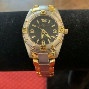 Charles Raymond Ladies Two Tone Watch V0998L